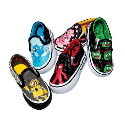 Vans - slip ons - ideas for kids and teens - holiday shopping