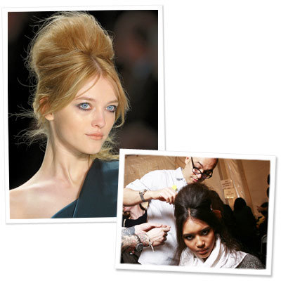 Vera Wang-Jimmy Paul-Bumble and bumble-hair