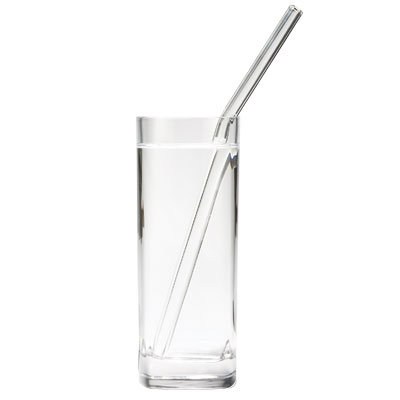 Glass Dharma straw