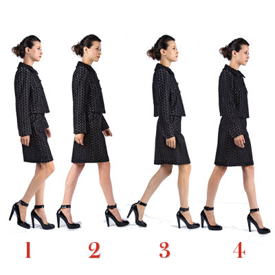 How To Walk In Heels Instyle Com