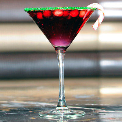 Vita Coco Crantini - Hot Holiday Cocktails