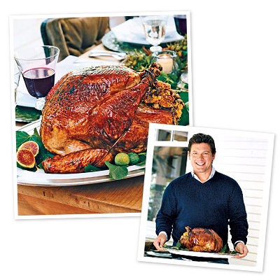 Tyler Florence Turkey top turkey recipes | instyle