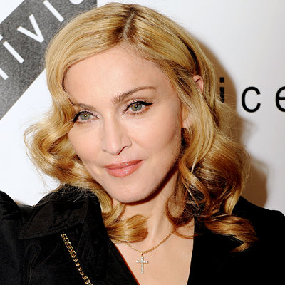 Madonna-Bent on Learning Benefit-hair-Andy Lecompte