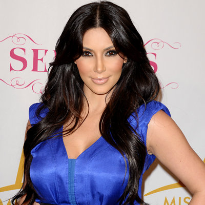 Kim Kardashian - best long hair - pre-ESPY