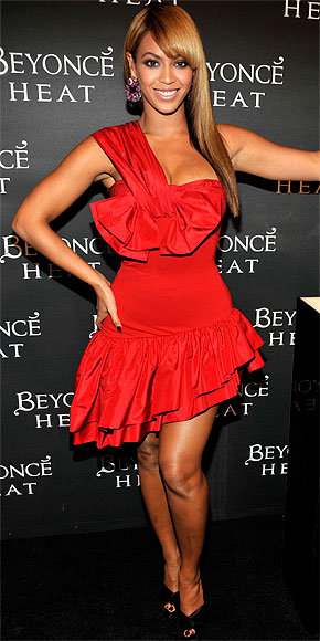 Beyonce in Marc Bouwer