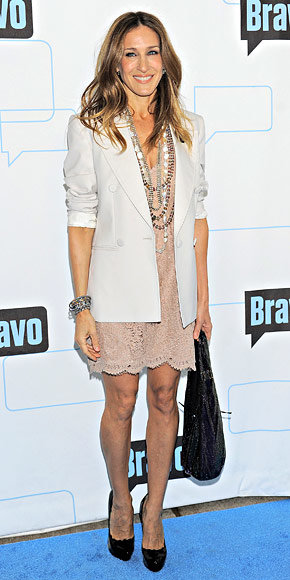 Sarah Jessica Parker in Stella McCartney