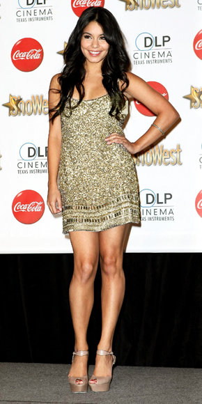 Vanessa Hudgens in All Saints