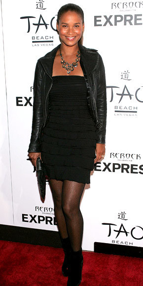 Joy Bryant in Express