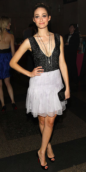 Emmy Rossum - American Museum of Natural History's 2010 Gala