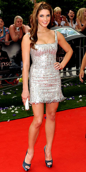 Ashley Greene in L'Wren Scott