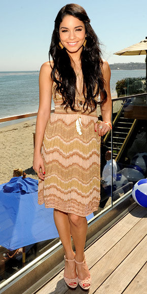 Vanessa Hudgens in M Missoni