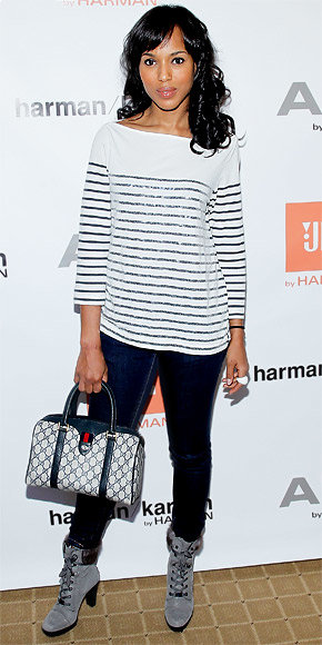 Kerry Washington in Alice + Olivia