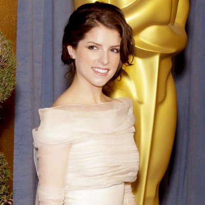 2010 Academy Awards Nominees Luncheon - Anna Kendrick in in Gianfranco Ferre