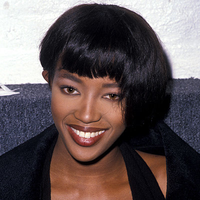 Naomi Campbell - Transformation - Beauty - Celebrity Before and After