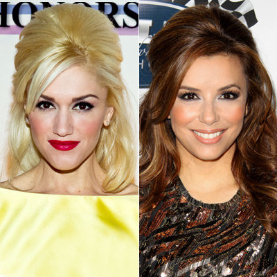 Celebrities - Date Night Hairstyles You Can't Mess Up - Hair - Half-Up Bouffant