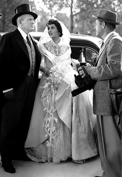 Elizabeth Taylor - 10 Best On-Screen Looks - Father of the Bride