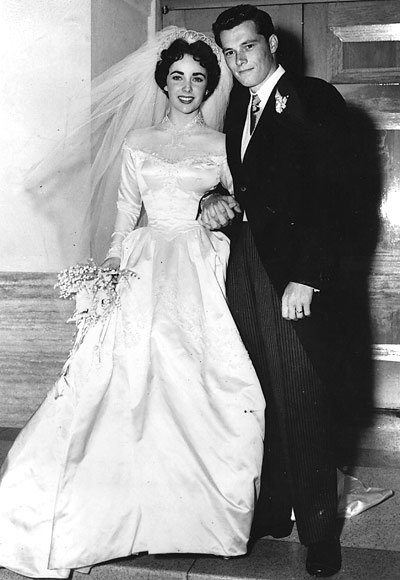 Who Was Liz Taylor Married To