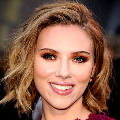 Scarlett Johansson – Best Hair and Makeup – Oscars 2011