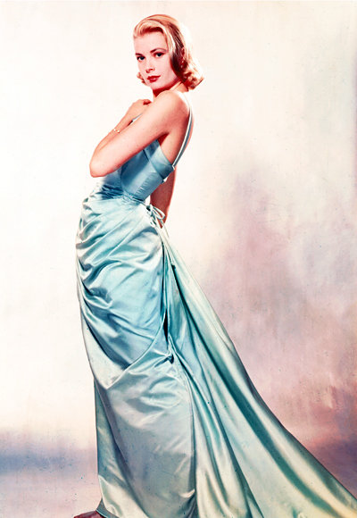 Grace Kelly - Oscars Best - Edith Head