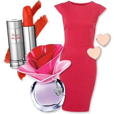 Valentine's Day Fashion and Beauty