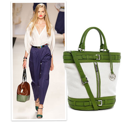 Spring Trends - Work-Friendly Accessories - Fendi - Michael Michael Kors