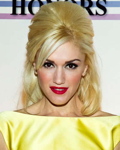 The Color Issue - The Best Star Tips on Wearing Color - Gwen Stefani