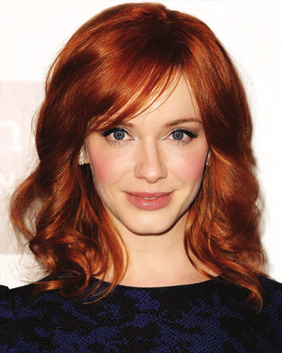 Christina Hendricks - Our Favorite Redheads - Red Hair