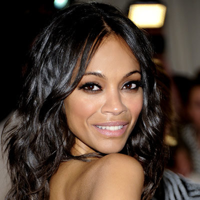 Zoe Saldana - Summer Beauty Problems Solved - Summer Skincare