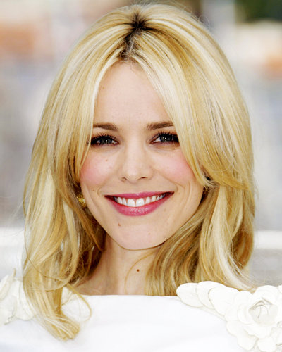 Rachel McAdams - Tiered Layers and Swooping Fringe - Our 7 Favorite Summer Haircuts