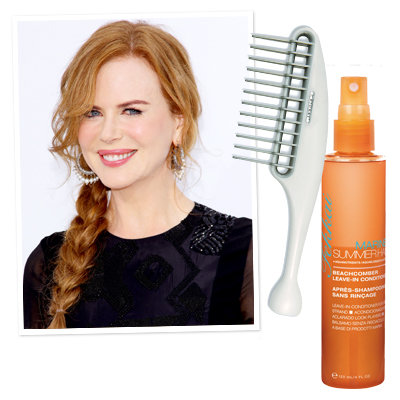 Nicole Kidman - Play and Protect - Surfer Girl Hair and Makeup Secrets