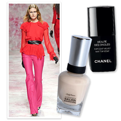 Chanel - What Nail Polish to Wear With Fall Fashion Trends - Brights