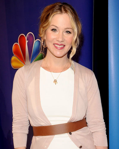 Christina Applegate on the red carpet