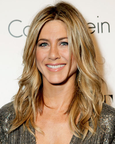Jennifer Aniston - Gorgeous Highlights For Any Hair Color - Highlighted Hair