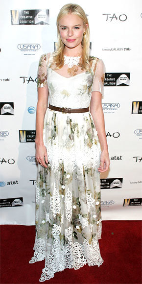 Kate Bosworth in Dolce & Gabbana