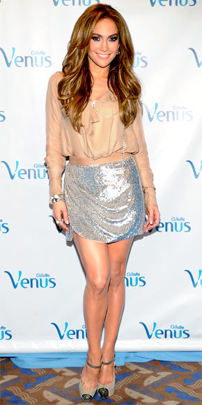 Jennifer Lopez in Haute Hippie