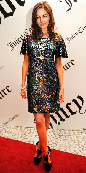 Camilla Belle in Juicy Couture