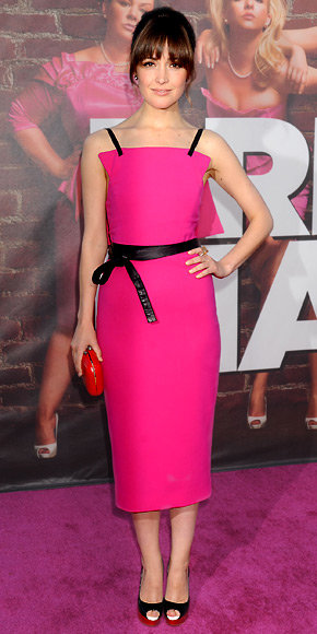 Rose Byrne in Prabal Gurung
