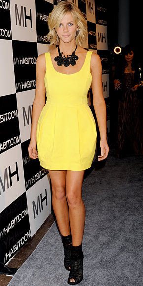 Brooklyn Decker in Zara