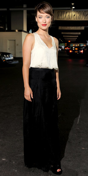 Olivia Wilde in Rag & Bone