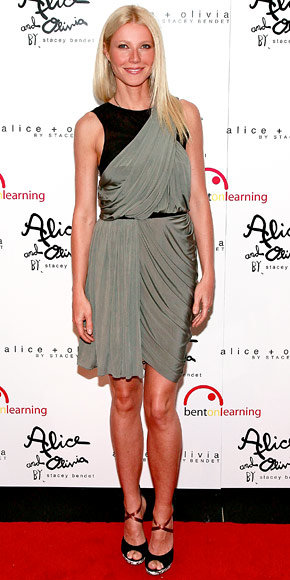 Gwyneth Paltrow in Alexander Wang