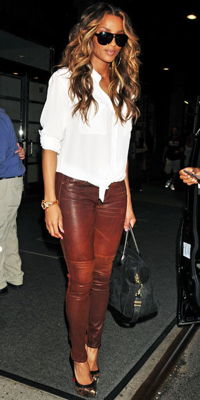 Ciara in Rag & Bone