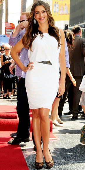 Sofia Vergara in Christian Louboutin