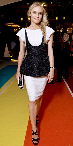 Diane Kruger in Chanel