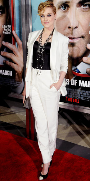 Evan Rachel Wood in Neil Lane Jewelry