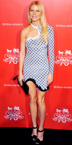 Gwyneth Paltrow in Stella McCartney