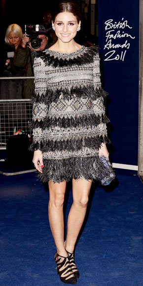 Olivia Palermo in Matthew Williamson