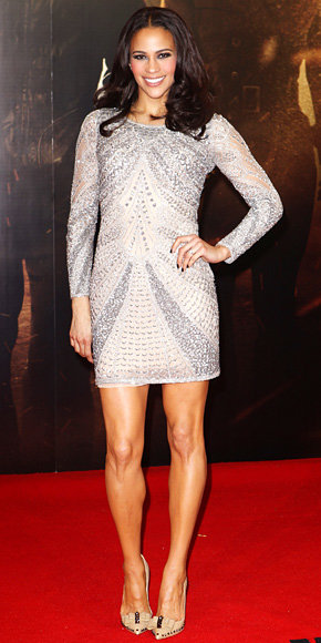 Paula Patton in Naeem Khan