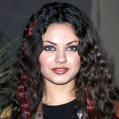 Mila kuniss changing looks instyle mila kunis transformation beauty celebrity before and after urmus Image collections