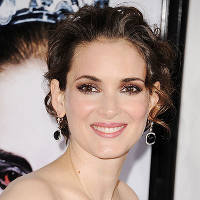 Winona Ryder's Changing Looks | InStyle.com