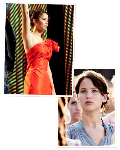 Jennifer Lawrence - Katniss